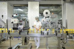 Výroba ve firmě Spak Foods