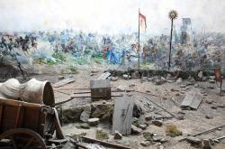Maroldovo panoráma bitvy u Lipan