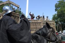 Rekonstrukce bitvy na Vítkově