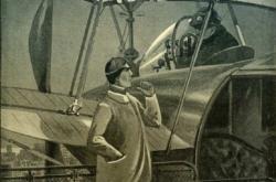 Původní ilustrace k povídce Den amerického novináře v roce 2889