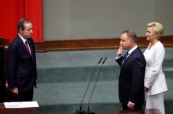 Andrzej Duda složil prezidentský slib