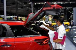 Čínský automobilový trh se zotavuje