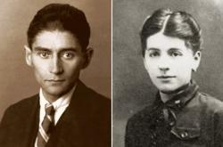 Franz Kafka a Julie Wohryzková