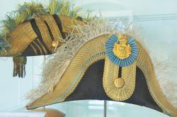 Na zámku v Kuníně jsou k vidění historické klobouky