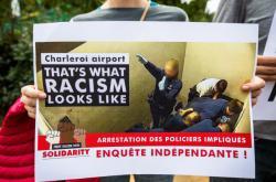 Videozáběry vyvolaly demonstrace proti rasismu