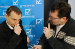 Vít Bárta odpovídá na otázky Jaroslava Kmenty
