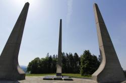 Památník protifašistického odboje v Ploštině