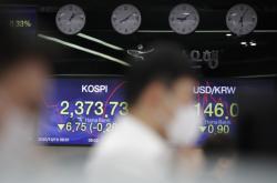 Obhodníci sledují indexy korejské burzy