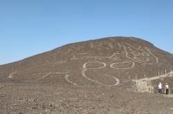 Kočka z planiny Nazca