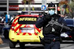 Místo útoku v Nice
