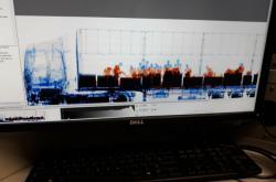 Migranty v kamionu odhalil velkokapactiní rentgen