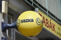 Logo společností Sazka