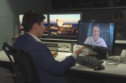 Jamie Angus, ředitel BBC World Service, odpovídá na dotazy Newsroomu ČT24