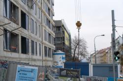 Výstavba bytů