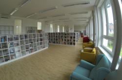 Knihovna v Halenkově