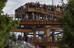 Na Stezku Valašku se v září vydaly tisíce návštěvníků