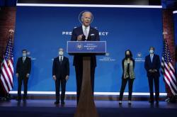 Biden představuje první kandidáty do své administrativy
