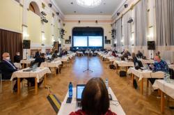 Zasedání zastupitelstva Hradce Králové