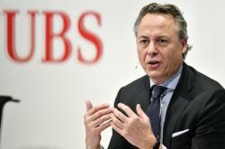 Šéf největší švýcarské banky UBS Ralph Hamers