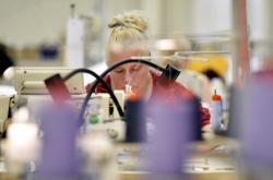 Výroba zdravotnického textilu