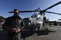 Vrtulník Bell AH-1Z Viper americké armády
