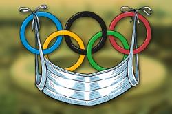 Olympiáda pod rouškou