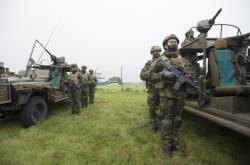 Výsadkový pluk české armády