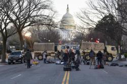 Inaugurace Joea Bidena pohledem médií
