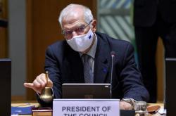 Šéf evropské diplomacie Josep Borrell