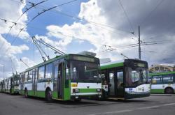 Plzeňské trolejbusy