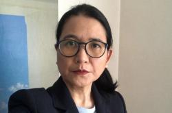 Ředitelka Barmského centra Sabe Soe