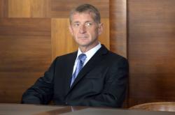 Lobbista Roman Janoušek (na snímku z roku 2014)
