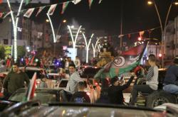 Libyjci slaví výročí revoluce v Misurátě