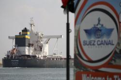 Suezským průplavem už proplula všechna uvízlá plavidla