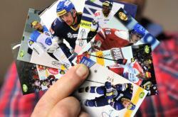 Hokejové kartičky se vrací na vrchol, některé se prodávají za desítky tisíc korun