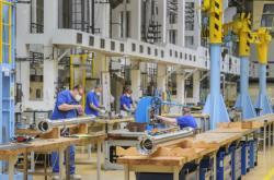 Výroba ve Škoda JS