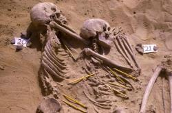 Těla mrtvých po