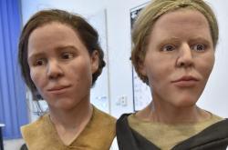 Rekonstrukce žen z Krumlovského lesa