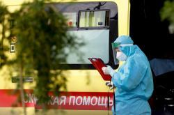 Počet nově nakažených covidem v Rusku dál stoupá