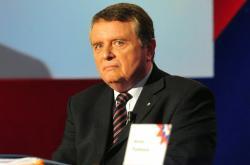 Předseda Rady pro rozhlasové a televizní vysílání Václav Mencl