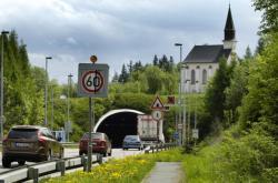 Tunel Hřebeč u Moravské Třebové