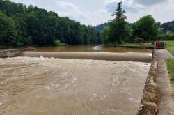 Jez v Českém Šternberku je jedním z nejnebezpečnějších v Česku