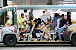 Florida hlásí rekordní počet hospitalizovaných