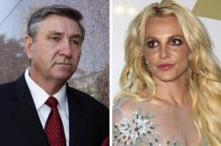 Britney Spears a její otec Jamie Spears
