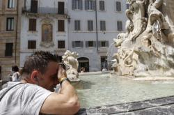 Vlna veder v Itálii