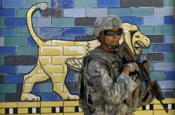 Americká armáda v Iráku