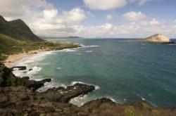 Havajský ostrov Oahu
