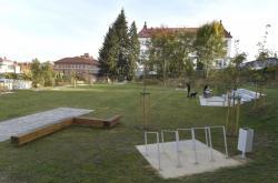 Park Kadetka na Kraví hoře
