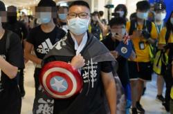 Aktivista Ma Čchun-man přezdívaný Kapitán Amerika