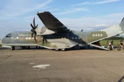 Armádní letoun CASA C-295 M